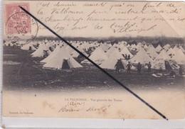 La Valbonne (01) Camp- Vue Générale Des Tentes (carte Précurseur De 1904) - France