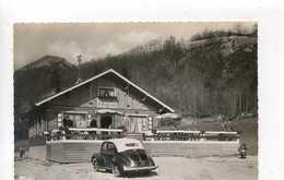 RENAULT 4 Cv Découvrable   ( Mercury Savoie ) - Passenger Cars