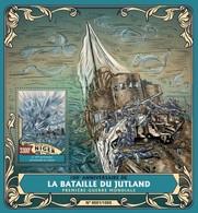 Niger, 2016. [nig16102] The Battle Of Jutland (s\s+bl) - 1. Weltkrieg