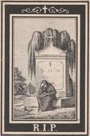 Veurne-joanna Hoenraet-1880 - Devotieprenten
