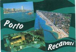PORTO RECANATI (AN) - Vedute - Altre Città