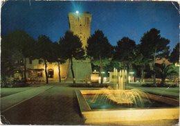 PORTO RECANATI - Piazza F. Lli Brancondi (Notturno) - Altre Città