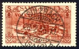 Saar Sc# 151 Used 1934 2fr Plebiscite Issue - Used Stamps