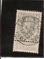 Belgique N°78 LEMBECQ-LEZ-HAL - 1905 Grosse Barbe