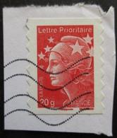 FRANCE Autoadhésif N°590 Oblitéré - KlebeBriefmarken