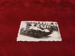 2WK Foto  Panzer Wehrmacht Kampfwagen Tank STURMPANZER:JÄGDPANZER? - 1939-45