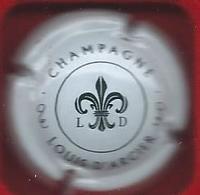 Capsule CHAMPAGNE Louis D'Arcier N°: 1 - Unclassified