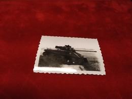 2WK Foto  Wehrmacht Amerikanische Panzer Mit Kreuze - 1939-45
