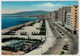 GENOVA    CORSO  MARCONI    LA  FOCE                  (VIAGGIATA) - Genova