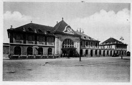 SAINT LOUIS -  La Gare - Saint Louis