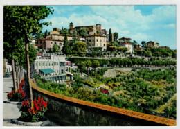 MONTECATINI   ALTO       PANORAMA               (VIAGGIATA) - Italia