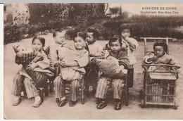 Missions De Chine. Orphelinat Sen-mon-yeu - China