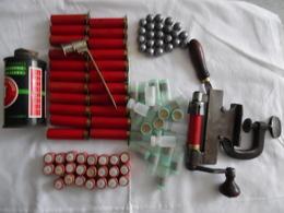 Cartouches à Broches Cal 16 - D2 - Armes Neutralisées