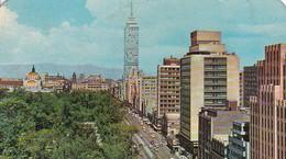 PC Mexico City - Looking Down Juarez Av. - Alameda Park  (43064) - Mexiko