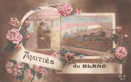 PIE.Montr.19-9577 : AMITIES DU BLANC. - Le Blanc
