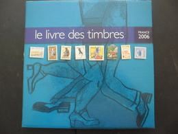 FRANCE Livre Des Timbres De 2006 Avec étui En Carton + 100 Pages - Stamps