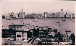 Chine Shanghai, The Bund (1464) Trace De Collage Au Dos - China