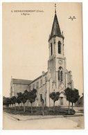 CP 18 - Henrichemont L'église - Henrichemont
