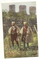S7691 - Due Capi Di Bande Della Malakastra ( Albanie) - Albanie