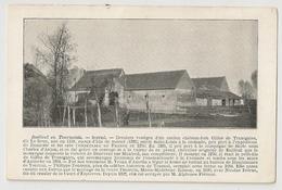 11 - Bailleul En Tournaisis - Derniers Vestiges De L'ancien Château-fort - Estaimpuis