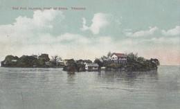 The Five Islands, Port Of Spain,  Trinidad  - Colorisée - - Trinidad