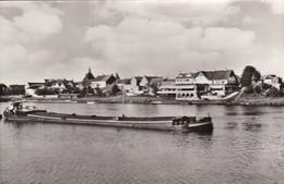 AK Arcen - Maashotel - Dampfer (43079) - Venlo