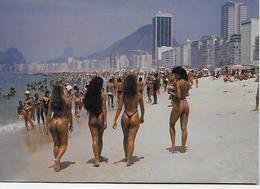 Pin-Ups Belezas Do Brasil - Praia De Copacabana - Pin-Ups