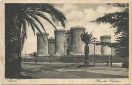 W4354 Napoli - Maschio Angioino / Viaggiata 1937 - Napoli
