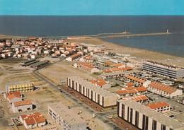 11 Port La Nouvelle, 'Le Golf Du Lion' Vue Par Avion Sur La Plage Et Le Canal - Port La Nouvelle