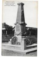 Villenoy  (Seine-et-Marne)   Monument Aux Morts, 1914-1918 - Villenoy