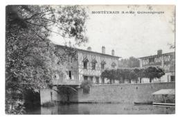 Montévrain  (Seine-et-Marne)  Quincangrogne - Autres Communes