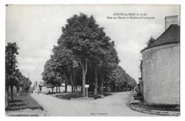 Rozay-en-Brie (Seine-et-Marne)  Rozoy-en-Brie. Rue Aux Buttes - Rozay En Brie
