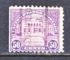 U.S. 570    *   N.J.  PERF. 11  1922-25  Issue - United States