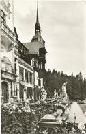 W4369 Sinaia - Muzeul Peles / Viaggiata 1968 - Romania