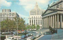 W4377 New York City - Foley Square - Auto Cars Voitures / Non Viaggiata - Piazze