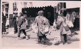 Chine Shanghai, Straw Sandals Sellers (1322) - China