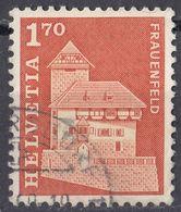 HELVETIA - SUISSE - SVIZZERA - 1966 - Yvert 765 Usato. - Usati