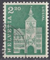 HELVETIA - SUISSE - SVIZZERA - 1964 - Yvert 737 Usato. - Usati