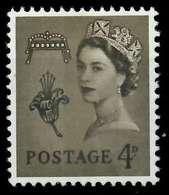GUERNSEY 1940-1969 REGIONALMARKEN Nr 5ycm Postfrisch X8712F2 - Guernsey