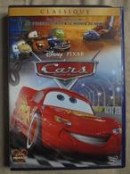 Occasion - DVD CARS Disney PIXAR 2006 - Dessin Animé