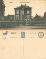 D - [515473]B/TB//-Belgique  - Hannut, Château Du Notaire Guihon - Hannuit
