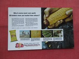 PAG   Pfister Associated Growers Aurora Ill.   -ref    3573 - Advertising