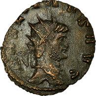 Monnaie, Gallien, Antoninien, AD 260-268, Rome, TB+, Billon, RIC:163 - 5. The Military Crisis (235 AD Tot 284 AD)