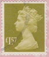 GB 2017 Machin £1.57 M17L MAIL Good/fine Used [36/30303/ND] - 1952-.... (Elisabetta II)