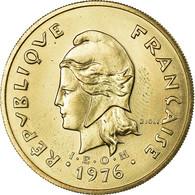 Monnaie, Nouvelle-Calédonie, 100 Francs, 1976, Paris, ESSAI, SUP+ - Nieuw-Caledonië