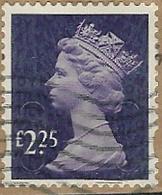 GB 2016 Machin £2.25 M16L MAIL Good/fine Used [31/27852/ND] - 1952-.... (Elizabeth II)
