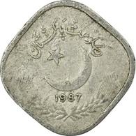 Monnaie, Pakistan, 5 Paisa, 1987, TB, Aluminium, KM:52 - Pakistan