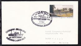 DEUTSCHE SCHIFFSPOST MS SEUTE DEERN 1952 2002 50 Jahre REEDEREI CASSEN EILS  - Unclassified