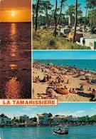 La Tamarissiere Située à L'embouchure De L'herault Et Face Au Grau D'agde  CPM Ou CPSM - Frankreich