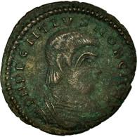 Monnaie, Decentius, Maiorina, 351, Lyon - Lugdunum, TTB, Bronze, RIC:127 - 7. The Christian Empire (307 AD Tot 363 AD)